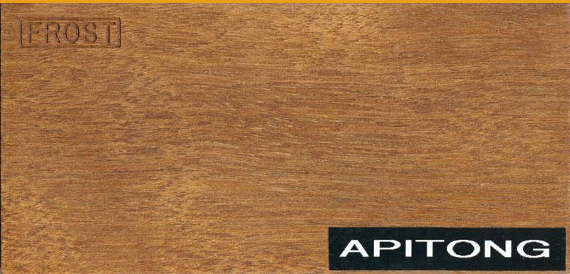 Hardwood and Softwood Samples - Frost Hardwood Lumber